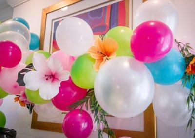 balloon floral
