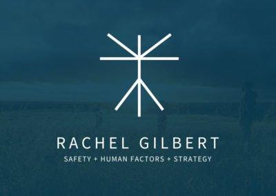 Rachel Gilbert - Logo